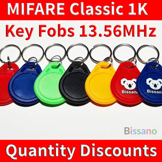 Picture of MIFARE CLASSIC 1K NFC KEY FOB 13.56MHz