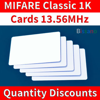 Picture of MIFARE CLASSIC 1K S50 13.56MHz PVC NFC Card
