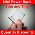 Picture of Ultra mini slim power bank 2600 mAh