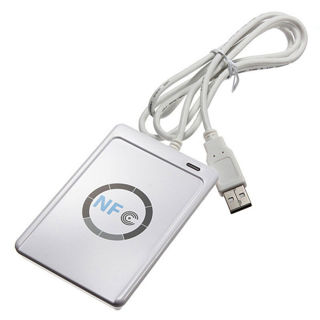Picture of ACR122U NFC USB Reader Writer 13.56 MHz for MIFARE CONTACTLESS RFID 14443A